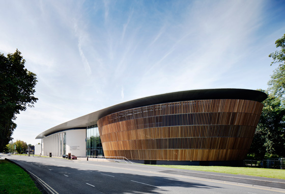 Award winning architecture rwcmd for Award winning architects
