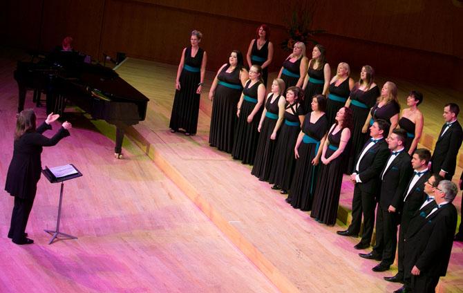Severn Trent Water Choir