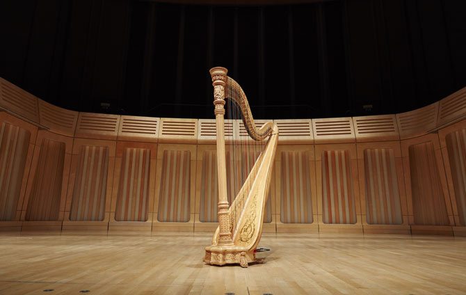Harp Royal Welsh College Of Music Amp Drama