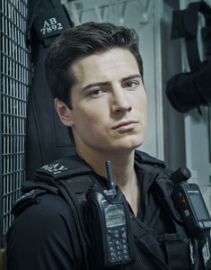 Jacob Ifan in recent BBC Drama 'Cuffs'