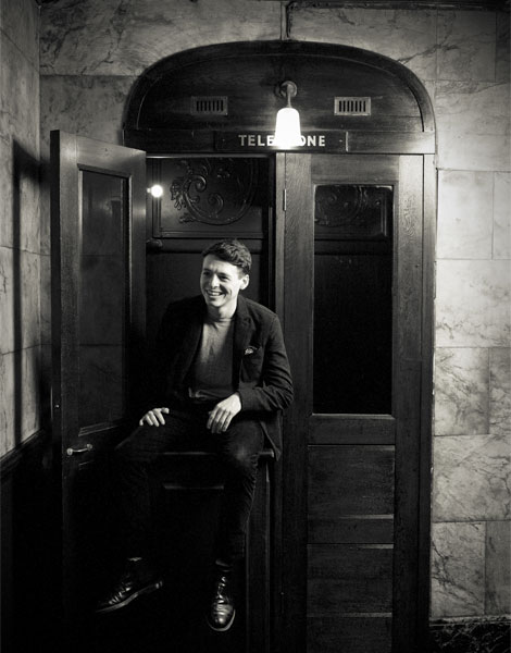 Anthony Boyle Telephone Box RWCMD