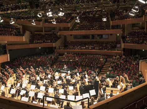 Orchestradventure St Davids Hall