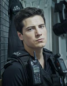 Jacob Ifan in recent BBC Drama 'Cuffs'