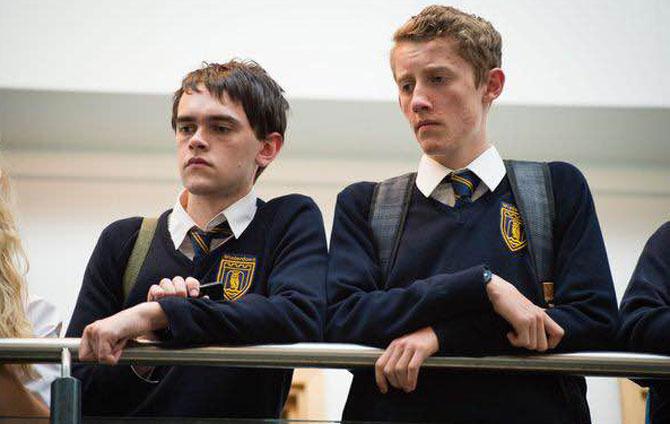 Joe in J.K. Rowling's 'The Casual Vacancy'