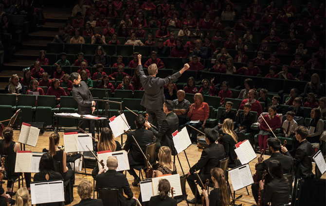 Tom Redmond presents Orchestradventure